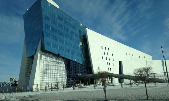 Astana History Museum / Kazakhistan
