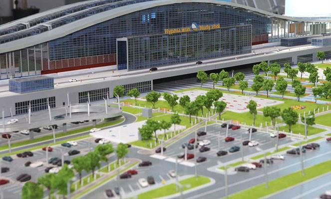 Astana Tren İstasyonu / Kazakistan