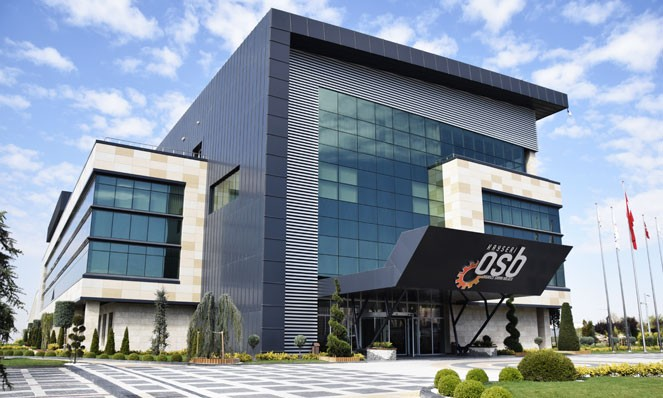 Kayseri Organized Industrial Zone Administration Building