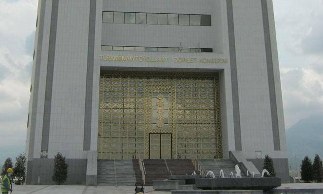 Otoyol Bakanlığı / Türkmenistan