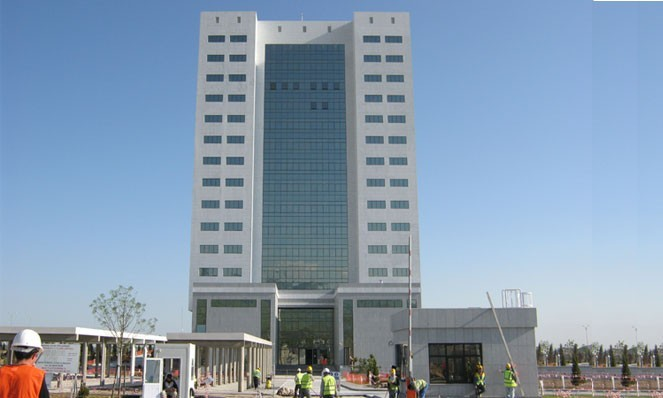Transport Ministry / Turkmenistan